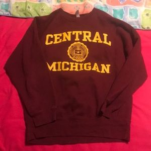 Central Michigan University Crewneck
